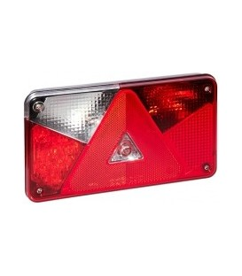 Galinis žibintas Multipoint V LED +rūkas k.p.