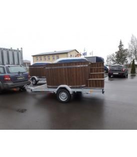 Platforma kubilui transportuoti