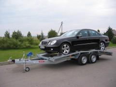Для перевозки автомобилей