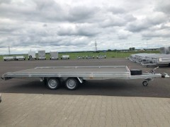 Substandard trailer