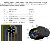 Elektros instaliacijos schema